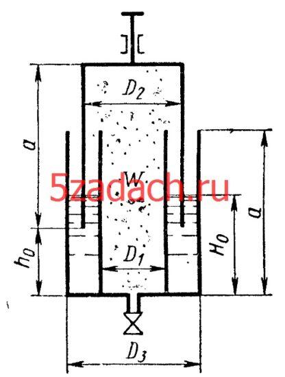 Прессовый прибор для создания Решение задач по гидравлике Гидравлика Куколевский куколевского
