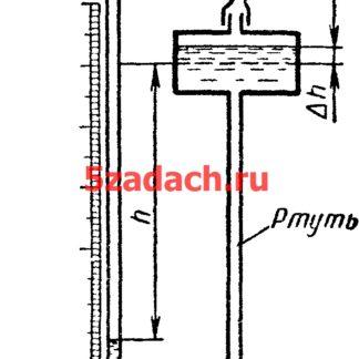 Использование шкалы с постоянным нулем при Решение задач по гидравлике Гидравлика Куколевский куколевского