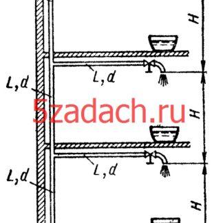В три квартиры, расположены Решение задач по гидравлике Гидравлика Куколевский куколевского