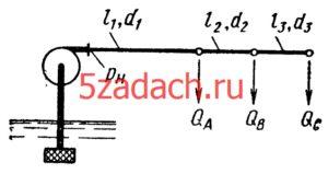 Определить, какое давление Решение задач по гидравлике Гидравлика Куколевский куколевского
