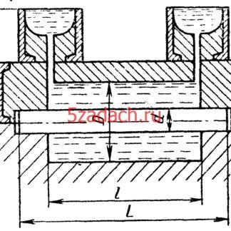 Полый барабан диаметром Решение задач по гидравлике Гидравлика Куколевский куколевского