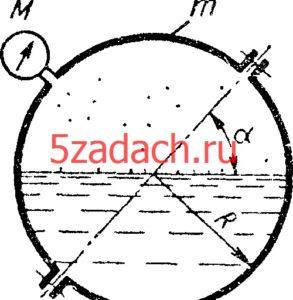 Определить усилия, растягивающие и срезающие Решение задач по гидравлике Гидравлика Куколевский куколевского