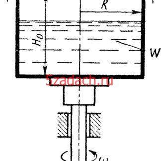 Замкнутый цилиндр размерами Решение задач по гидравлике Гидравлика Куколевский куколевского