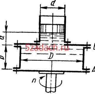 Показанный на рисунке сосуд имеет размеры Решение задач по гидравлике Гидравлика Куколевский куколевского