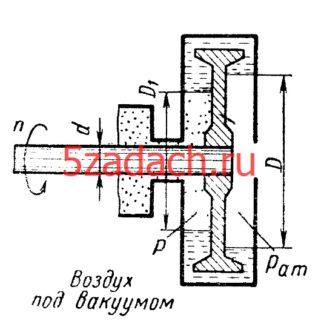 Определить диаметр на котором установится Решение задач по гидравлике Гидравлика Куколевский куколевского