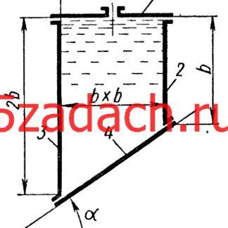 По наклоненной под углом α = 450 к горизонту плоскости