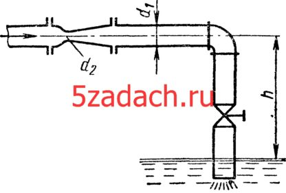 По трубопроводу диаметром Решение задач по гидравлике Гидравлика Куколевский куколевского