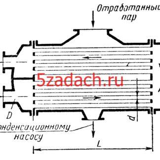В поверхностном конденсаторе паровой машины Решение задач по гидравлике Гидравлика Куколевский куколевского
