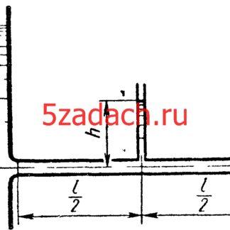 Задача 9-7. Куколевский И.И.При истечении воды из большого резервуара
