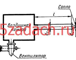 К соплу диаметром центробежным вентилятором Решение задач по гидравлике Гидравлика Куколевский куколевского